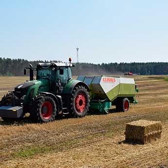 Вирощування зерна Украгрохолдинг